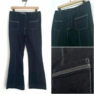Pilcro and the Letterpress High-rise Flared Jeans